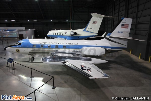 VC-140B (National Museum United States Air Force)