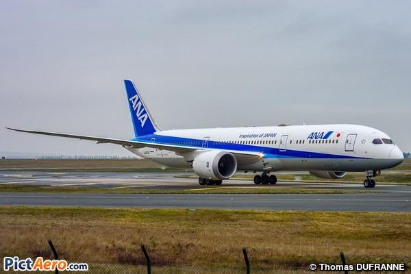 Boeing 787-9 Dreamliner (All Nippon Airways)