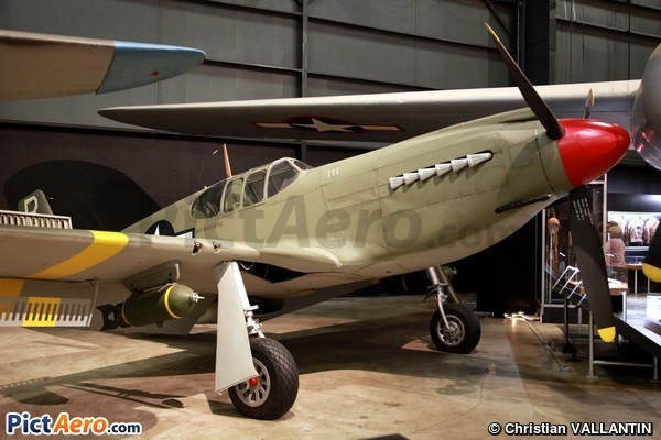North American A-36A Apache (National Museum of the USAF)