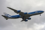 Boeing 747-83QF (VQ-BFU)