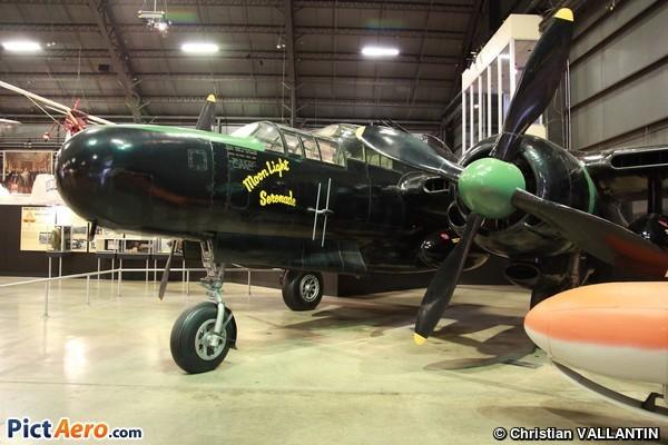 Northrop P-61 Black Widow (National Museum of the USAF)