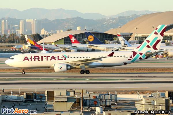 Airbus A330-202 (AirItaly)