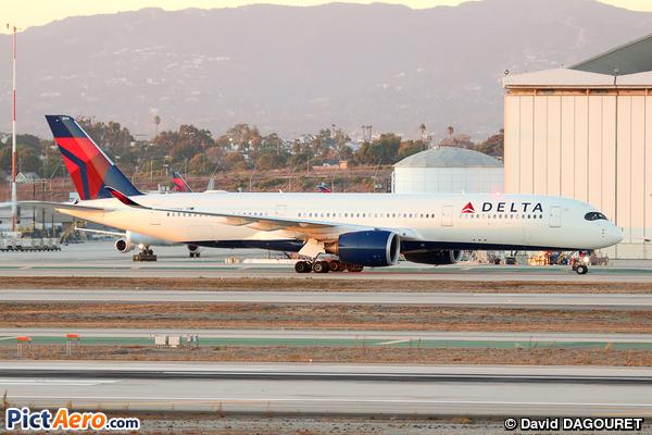 Airbus A350-941 (Delta Air Lines)
