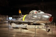 North American RF-86F Sabre Haymaker (54-4492)