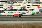 Airbus A320-232/WL (XA-VAV)