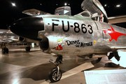 North American F-86D Sabre (52-3863)
