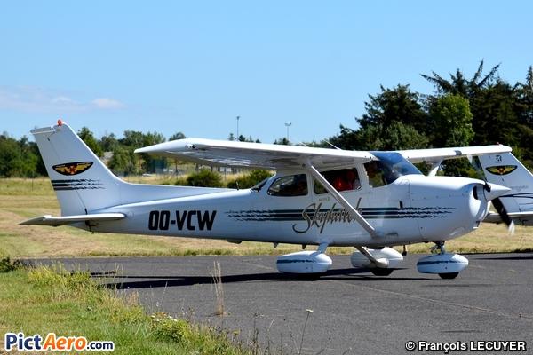 Cessna 172R Skyhawk (Vliegclub Grimbergen)