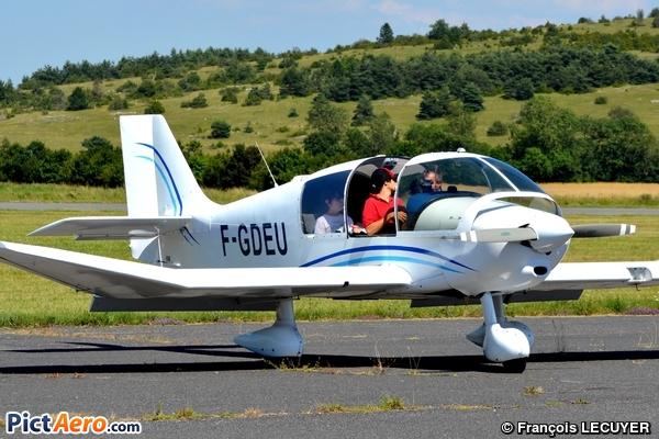 Robin DR-400-120 Petit Prince (Aéroclub de Graulhet)