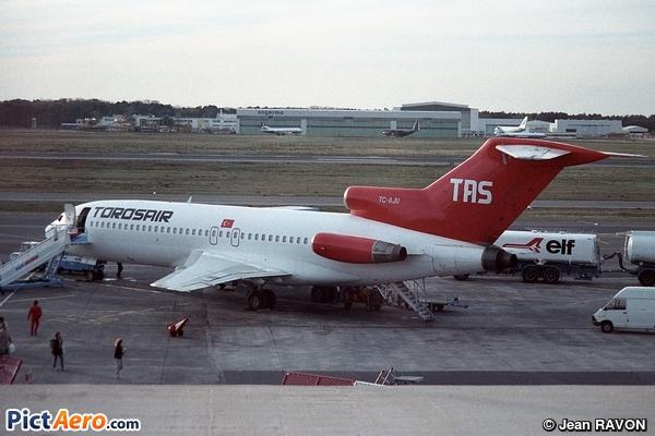 Boeing 727-81 (Torosair)