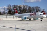 Bombardier CSeries CS300 (BD-500-1A11) (HB-JCE)