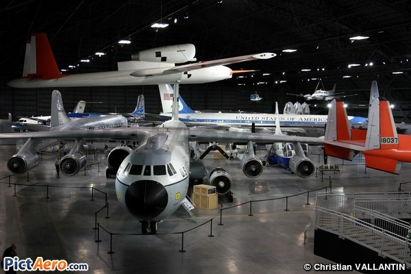 Lockheed C-141C Starlifter (National Museum of the USAF)