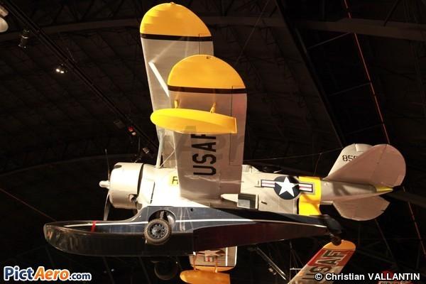 Grumman J2F-6 Duck (National Museum of the USAF)