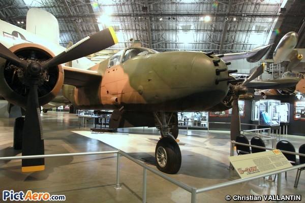 Douglas/On Mark B-26K Counter Invader (National Museum of the USAF)