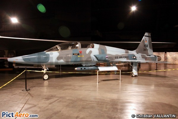 Nortrop AT-38B (National Museum of the USAF)