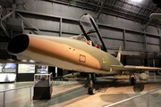 North American F-100F Super Sabre