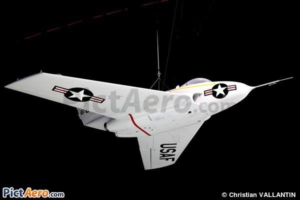 Northrop X-4 Bantam (National Museum of the USAF)