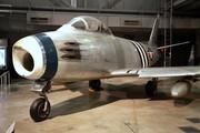 North American F-86A Sabre (49-1236)