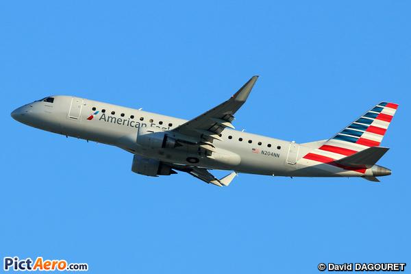 Embraer ERJ-175LR (ERJ-170-200 LR) (American Eagle (Envoy))