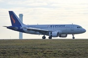 Airbus A319-112 (TS-IEF)