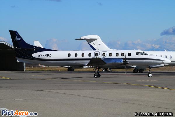 Fairchild SA227-DC (North Flying)