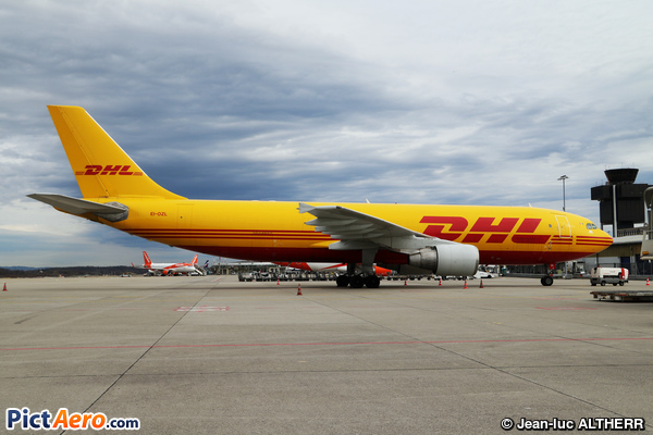 Airbus A300B4-622R/F (DHL (ASL Airlines Ireland))