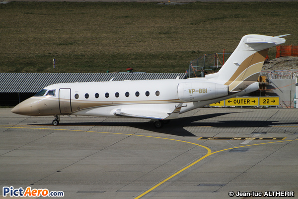 Gulfstream G280 (ESW-Business Aviation)