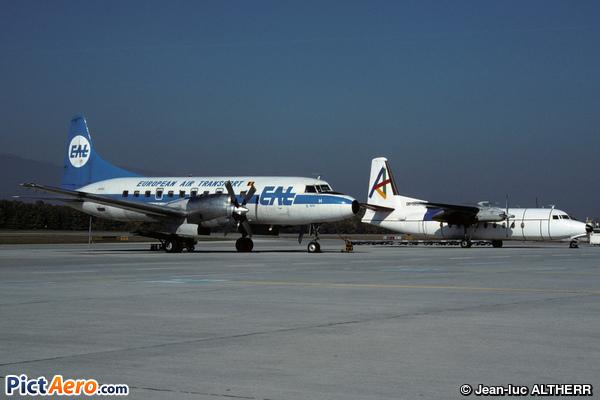 Convair 580 (European Air Transport)