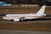 Airbus A319-133X/CJ (15 01)