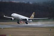 Airbus A330-202 (5A-LAR)