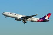 Airbus A330-243 (N385HA)
