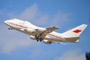 Boeing 747SP-Z5 (A9C-HAK)
