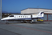 Learjet 31 (OO-JBA)