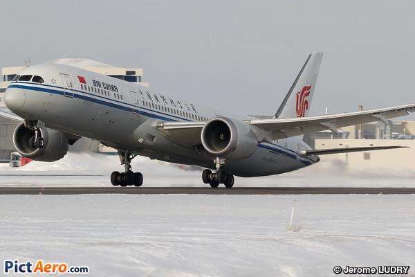 Boeing 787-9 Dreamliner (Air China)
