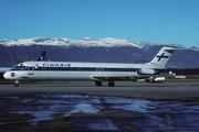Douglas DC-9-51 (OH-LYS)
