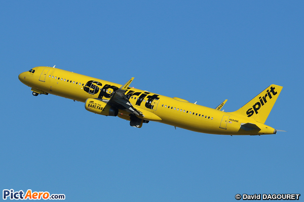 Airbus A321-231/SL (Spirit Airlines)