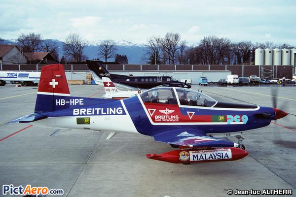 Pilatus PC-9B (Pilatus Aircraft)