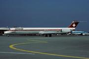 McDonnell Douglas MD-82 (DC-9-82) (HB-INB)