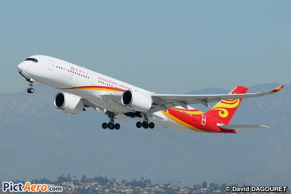 Airbus A350-941 (Hong Kong Airlines)