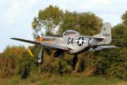 North American P-51D Mustang (F-AZSB)