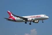Airbus A320-214/WL (A6-AON)