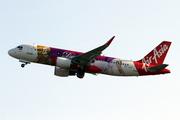 Airbus A320-216/WL (PK-AZN)