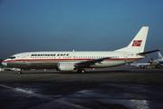 Boeing 737-405 (LN-BRB)