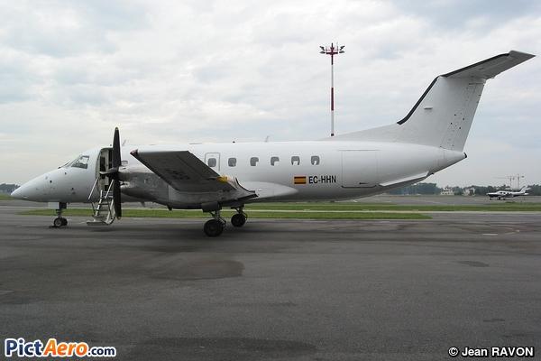 Embraer EMB-120RT Brasilia (Ibertrans Aereas)