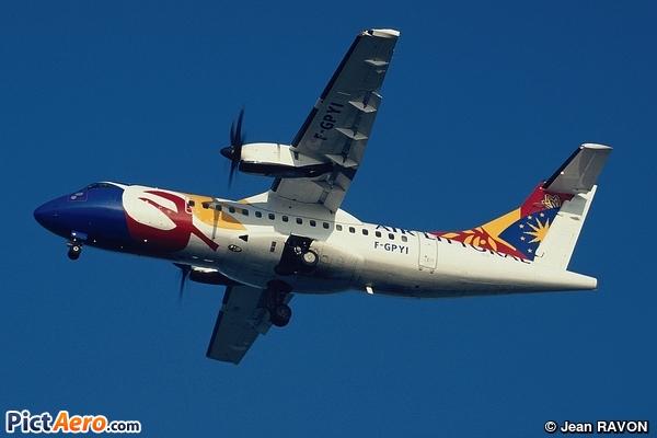 ATR 42-500 (Air Littoral)