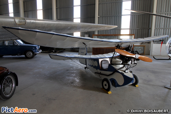 Mignet HM-14 Pou-du-Ciel (Malta Aviation Museum)