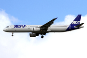 Airbus A321-212 (F-GTAJ)