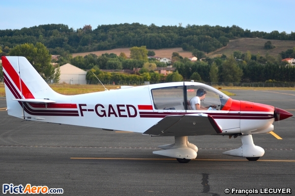 Robin DR400-140B (Aéroclub Gaillac Albi)