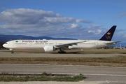 Boeing 777-3FG(ER) (HZ-AK34)
