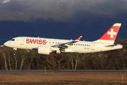 Bombardier CSeries CS100 (BD-500-1A10) (HB-JBH)