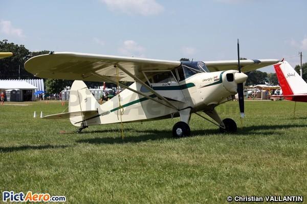 Piper PA-16 Clipper (privé/private)